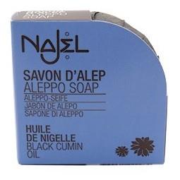 Savon d'Alep Nigelle 100g NAJEL