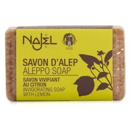 Savon d'Alep au Citron 100g NAJEL