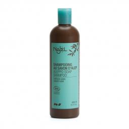 Shampoing au savon d'Alep Bio Cheveux Gras 500ml NAJEL
