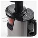 Vente Extracteur de Jus Vertical Juicer 1 Inox Naturel ou Inox Rouge ZEN & PUR