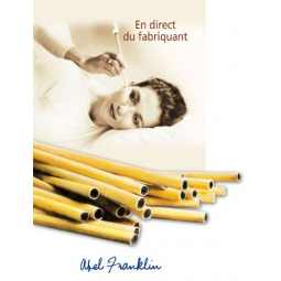 Paire de Bougies HOPI® Pour Oreilles ABEL FRANKLIN