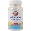 Mélatonine Vitamine B6 60 Comprimés KAL