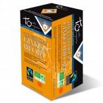 Vente Thé Vert au Ginkgo Bio Equitable 24 Sachets TOUCH ORGANIC