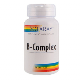 B Complex 50 Capsules SOLARAY