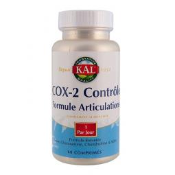 COX 2 Contrôle 60 Comprimés KAL