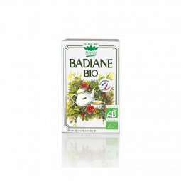 Tisane Badiane Bio 20x1,8g ROMON NATURE