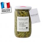Vente Haricots Verts Très Fins Au Naturel 660g Bio KARINE & JEFF