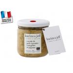 Vente Cocotte De Petit Epeautre Courgettes et Pignons Bio 380g KARINE & JEFF