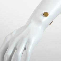 Aimants Thérapeutiques Medimag® Titanium Ø 11 et 15mm AURIS en position sur poignée