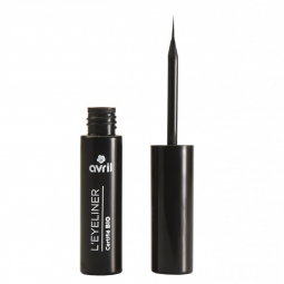 Eyeliner Noir Bio 3,5ml AVRIL
