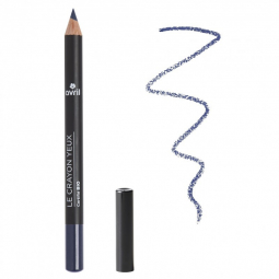 Crayon Yeux Bleu Nuit Bio AVRIL