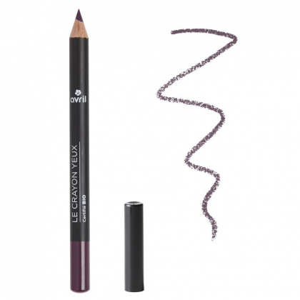 Crayon Yeux Prune Bio AVRIL