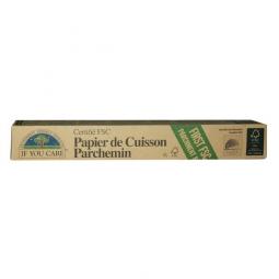Papier Cuisson Non Blanchi Certifié FSC IF YOU CARE