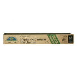 Papier Cuisson Non Blanchi Certifié FSC IF YOU CARE