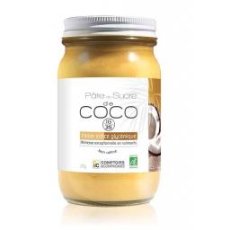 Pâte De Sucre De Coco Bio 270g COMPTOIRS ET COMPAGNIES