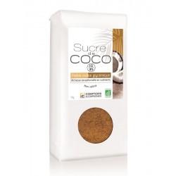 Sucre De Fleurs De Noix De Coco Bio 1kg COMPTOIRS ET COMPAGNIES