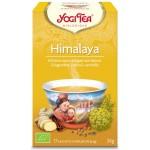 Vente Infusion Aux Epices Himalaya Bio 17 Sachets 2g YOGI TEA