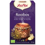 Vente Infusion Aux Epices Rooibos Bio 17 Sachets 1,8g YOGI TEA