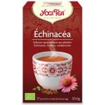 Vente Infusion Aux Plantes Echinacéa Bio 17 Sachets 1,8g YOGI TEA