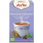 Vente Infusion Aux Plantes Harmonie Intérieur Bio 17 Sachets 1,8g YOGI TEA