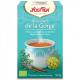 Infusion Aux Plantes Réconfort De La Gorge Bio 17 Sachets 1,9g YOGI TEA