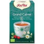 Vente Infusion Aux Plantes Grand Calme Bio 17 Sachets 1,8g YOGI TEA