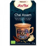 Vente Infusion Thé Noir Chaï Assam Bio 17 Sachets 2,2g YOGI TEA
