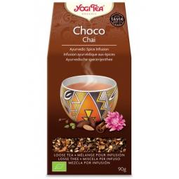 Infusion Aux Epices Choco Chaï Bio Vrac 90g YOGI TEA