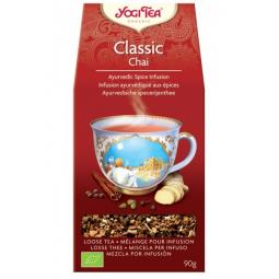 Infusion Aux Epices Classic Chaï Bio Vrac 90g YOGI TEA