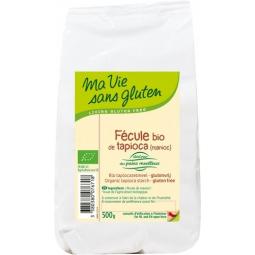 Fécule De Tapioca Bio (Manioc) 500g MA VIE SANS GLUTEN