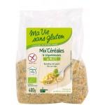 Vente Mix Céréales & légumineuses au Millet Bio 400g MA VIE SANS GLUTEN
