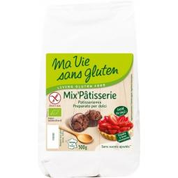 Mix'Pâtisserie Bio 500g MA VIE SANS GLUTEN