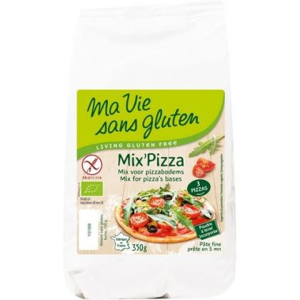 Mix'Pizza Bio 350g MA VIE SANS GLUTEN