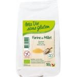 Vente Farine De Millet Bio 500g MA VIE SANS GLUTEN