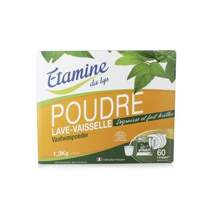 Poudre Lave Vaisselle 1,3kg ETAMINE DU LYS