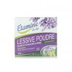 Vente Lessive Poudre Blanc & Couleurs Claires 2kg ou 4kg ETAMINE DU LYS