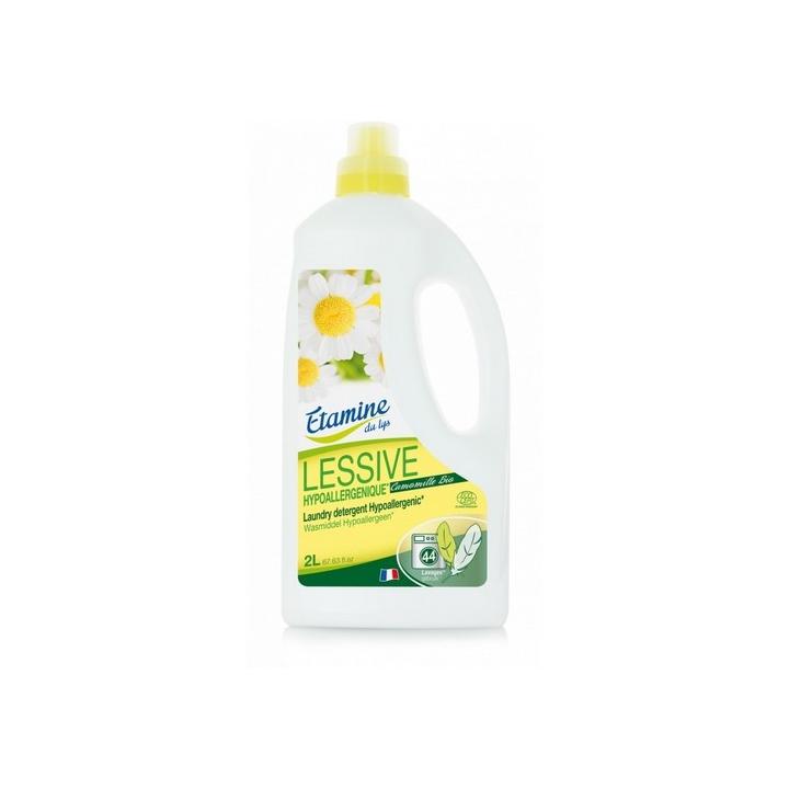 Lessive Liquide Hypoallergénique 2l ETAMINE DU LYS