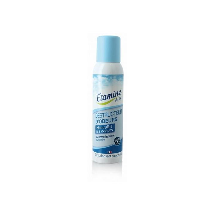 Désodorisant Destructeur d'Odeurs Spray 125 ml ETAMINE DU LYS