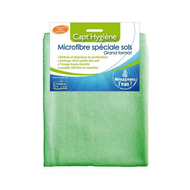 Microfibre Spéciale Sols CAPT'HYGIENE