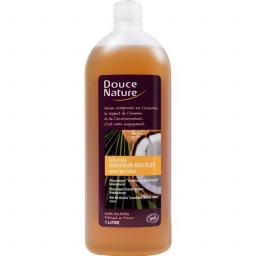 Gel Douche Douceur Des Iles Bio 1L DOUCE NATURE