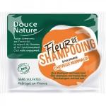 Vente Fleur De Shampooing Bio 85g DOUCE NATURE