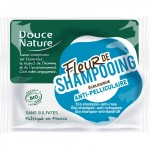 Vente Fleur De Shampooing Antipelliculaire Bio 85g DOUCE NATURE