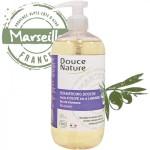 Vente Shampooing Douche Lavande De Provence Bio 500ml DOUCE NATURE