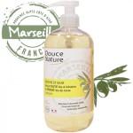 Vente Douche Et Bain Cédrat De Corce Bio 500ml DOUCE NATURE