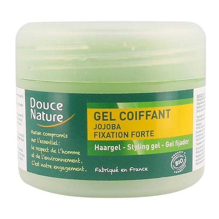 Gel Coiffant Bio 100ml DOUCE NATURE