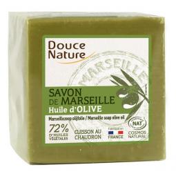 Véritable Savon Vert De Marseille 300g ou 600g DOUCE NATURE