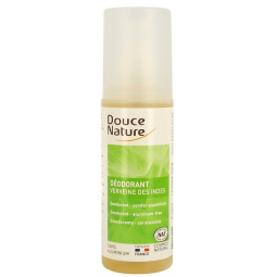 Déodorant Spray Corporel Verveine Des Indes Bio 125ml DOUCE NATURE