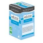 Vente Infusion Mélisse Bio 20 Sachets NUTRISENSIS