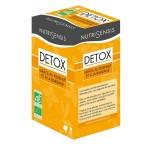 Vente Infusion Détox Bio 20 Sachets NUTRISENSIS