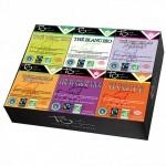Vente Coffret Assortiment Thé Bio Equitable 6 boîtes de 8 Sachets TOUCH ORGANIC